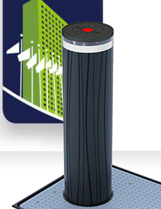 seriejs - Traffic Bollards - Vehicle Access Control System